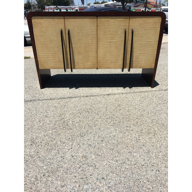 Vintage Mid-Century Modern Italian Credenza - Image 2 of 9