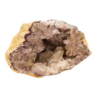 Geode Quartz Fragment Specimen For Sale