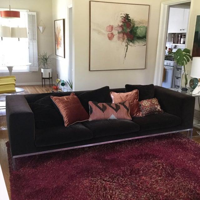 Antonio Citterio B&b Italia Tight '03 Sofa For Sale - Image 9 of 10