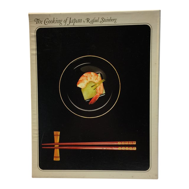 The Cooking of Japan 1972 Book For Sale