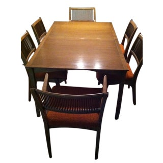 1956 John Van Koert Dining Set For Sale