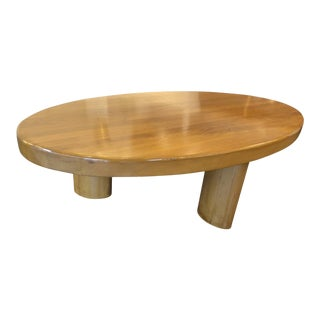 Charlotte Perriand Tripod Forme Libre Coffee Table For Sale