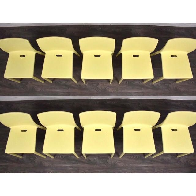 Italian Italian Dining Chair by Jasper Morrison For Sale - Image 3 of 10