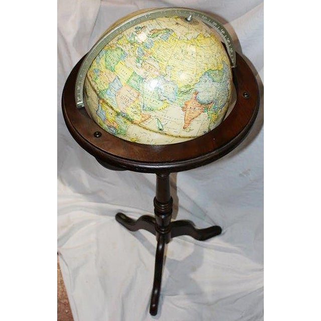 Rand-McNally Floor Globe - Image 3 of 6