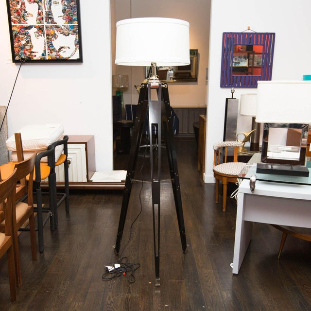 Fine ralph lauren holden surveyors floor lamp decaso new condition surveyors floor lamp choice of shades the one pictured or the larger aloadofball Choice Image