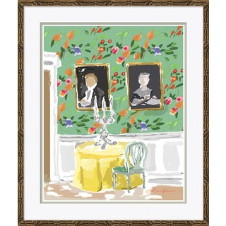 """""""Afternoon"""" By Dana Gibson, Framed Art Print For Sale"""