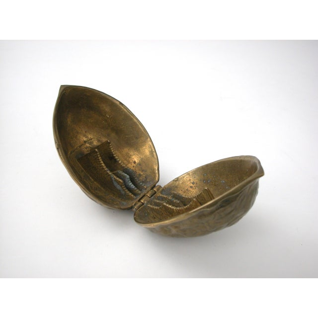 Brass Walnut Nut Cracker - Image 4 of 9