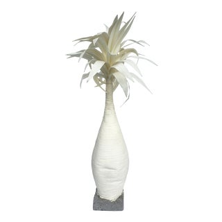 Hand-Made Palm Tree Sculpture For Sale