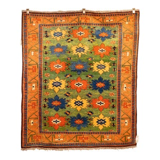 Vintage Afghan Khazaar For Sale