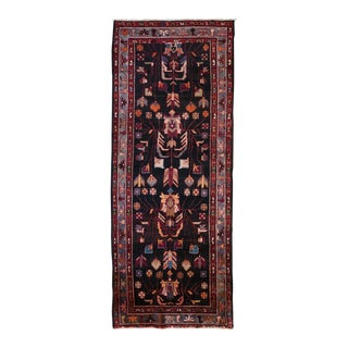 Nuvin Persian Wool Rug - 3′10″ × 9′9″ For Sale