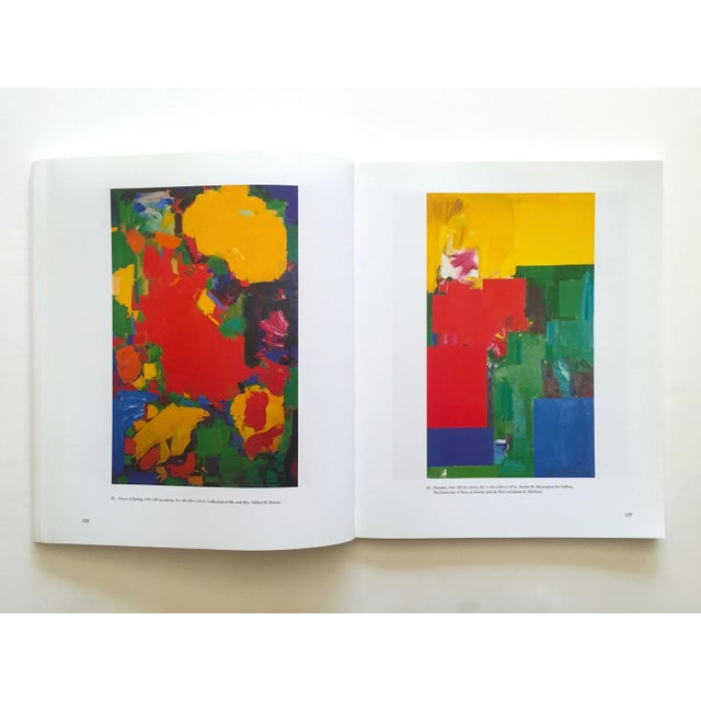 Various Artists Hans Hofmann Rare Vintage 1990 1st Edition Abstract Expressionist Collector's Whitney Museum Exhibition Art Book For Sale - Image 4 of 13