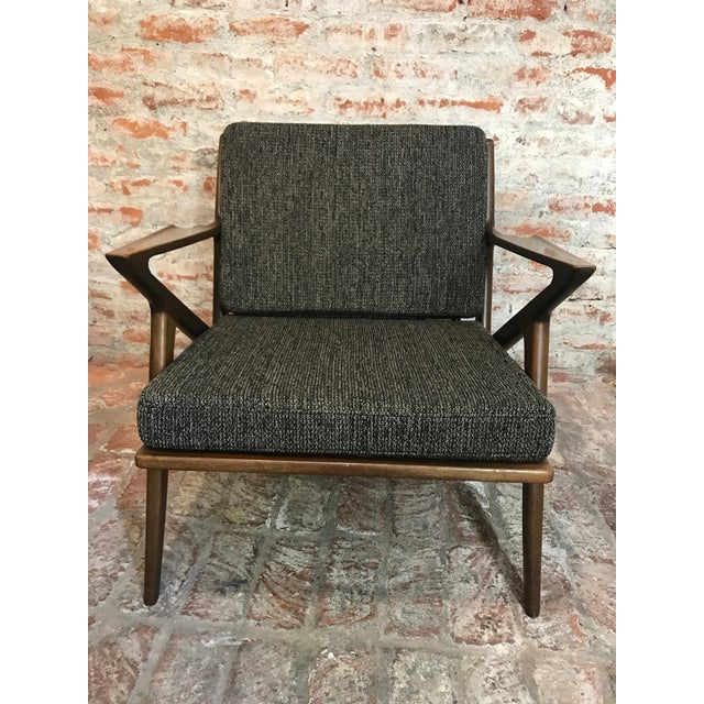 1960s Vintage Danish 'Z' Chair, 1960s For Sale - Image 5 of 5
