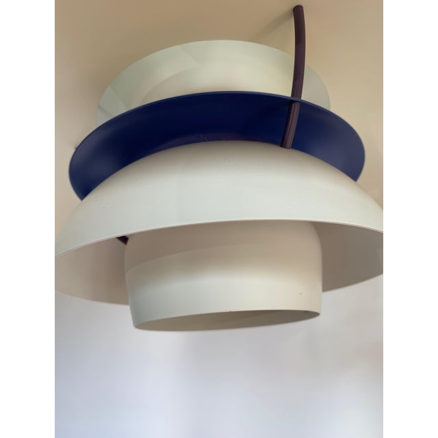 Contemporary Poul Henningsen for Louis Poulsen Ph 5 Hanging Pendant For Sale - Image 3 of 8