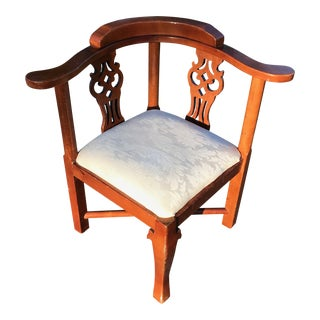 Child's Corner Chair For Sale