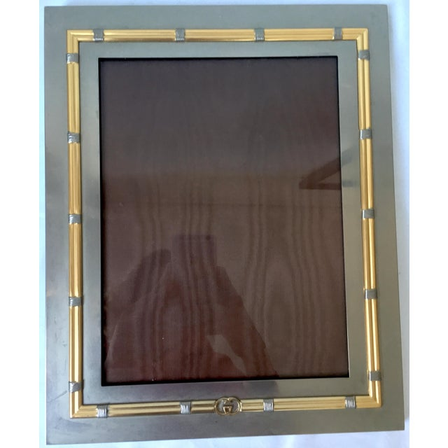 Vintage Gucci Picture Frame Chairish