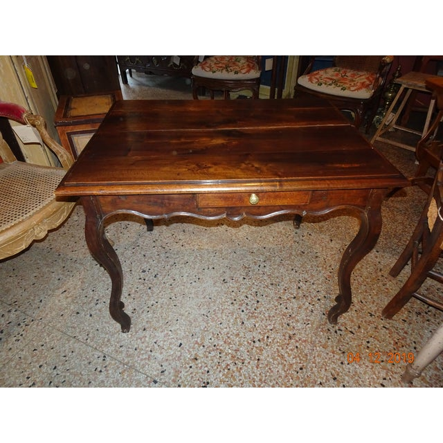 Louis XV Side Table For Sale - Image 4 of 13