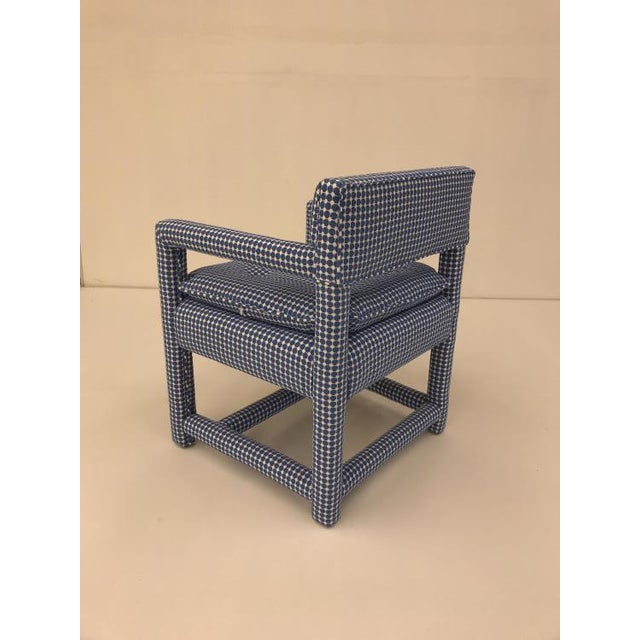 Transitional Highland House Morehead Chair For Sale - Image 3 of 4