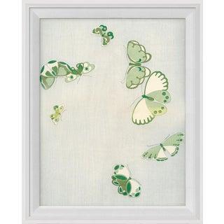 Kono Butterflies 18, Framed Artwork For Sale