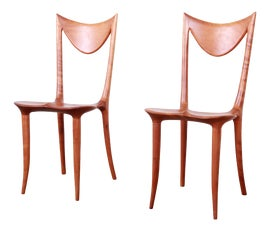 Image of Organic Modern Accent Chairs