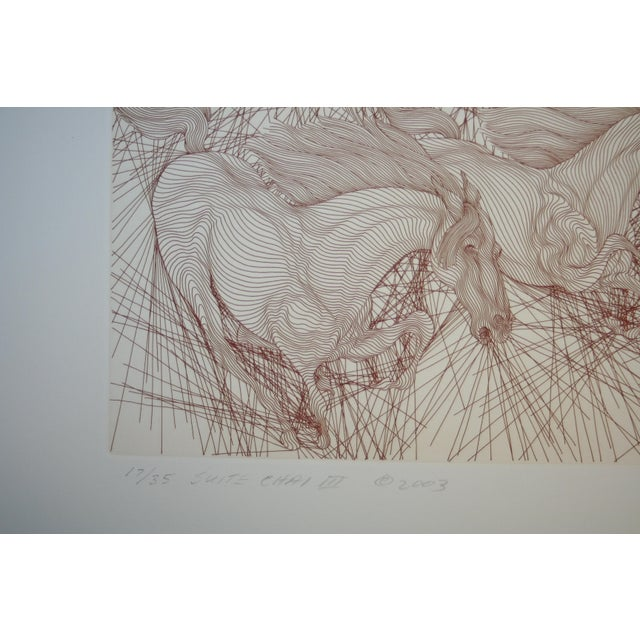 Guillaume Azoulay Suite Chai III by Guillaume Azoulay For Sale - Image 4 of 6