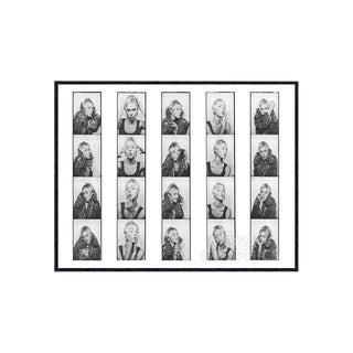 """Edie"" 1966 Framed Andy Warhol Print For Sale"