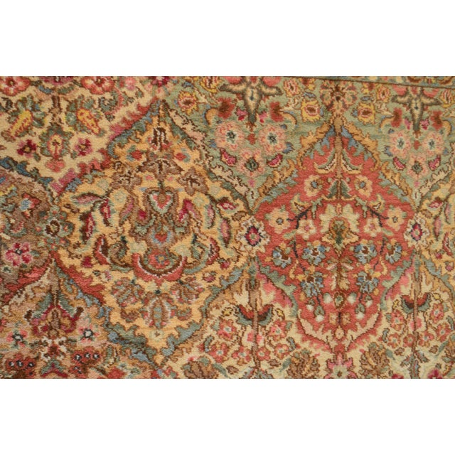 Karastan Empress Kirman 5'9 X 9' Rug For Sale In Philadelphia - Image 6 of 12