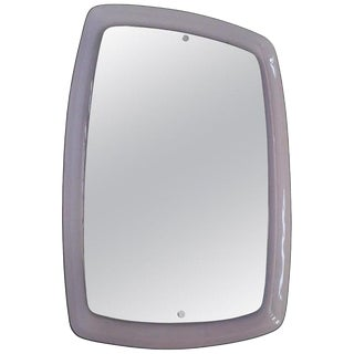 1970s Vintage Amethyst Mirror Preview
