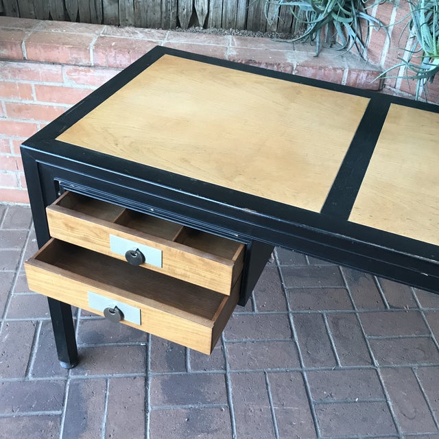 Mid-Century Modern Mid-Century Modern Desk by Michael Taylor for Baker Furniture Company For Sale - Image 3 of 10