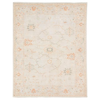 Jaipur Living Phillips Hand-Knotted Floral Area Rug - 5′ × 8′ For Sale