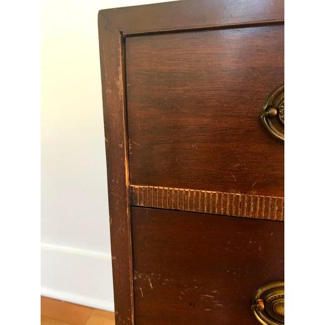 Vintage Cavalier Stow Away Cedar Dresser For Sale - Image 9 of 13