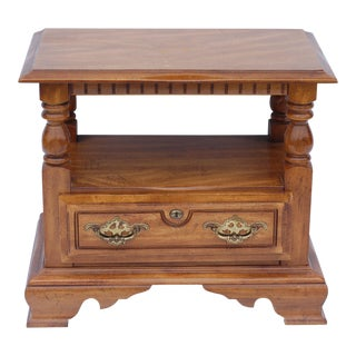 Early American Style Nightstand