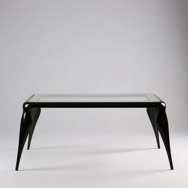 Mid-Century Modern Pietro Chiesa Coffee Table for Fontana Arte For Sale - Image 3 of 10