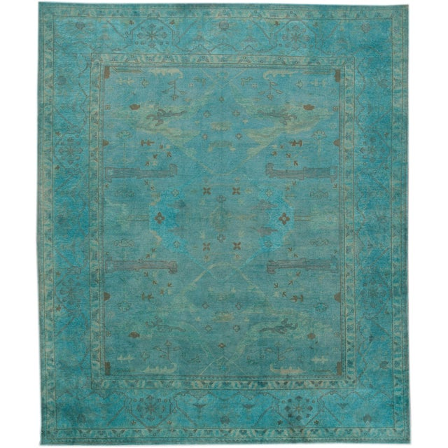 "Apadana Over-Dyed Rug - 12' X 14'8"" - Image 2 of 10"