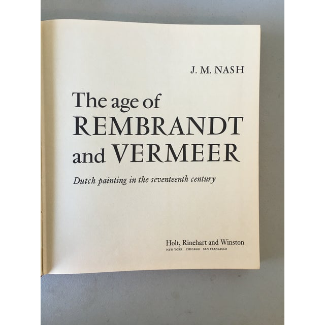 The Age of Rembrandt and Vermeer, Book - Image 4 of 8