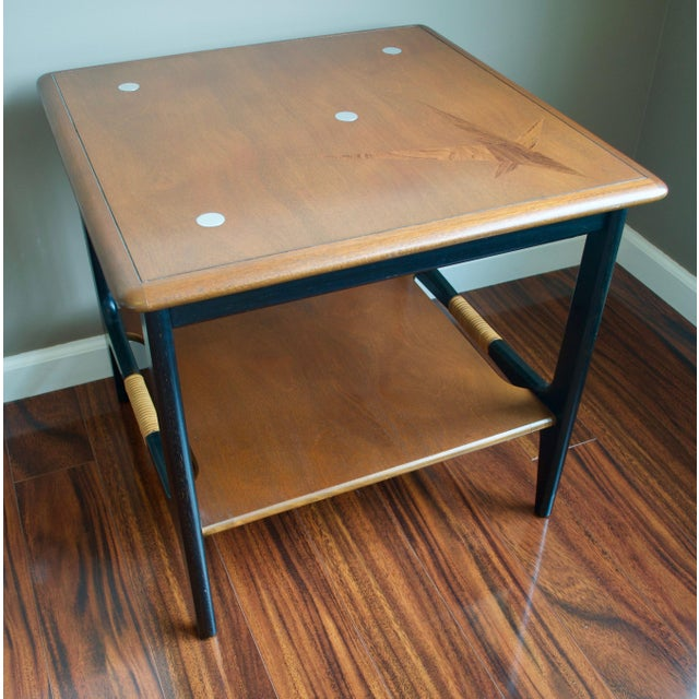 Lane Mid-Century Modern Constellation Side Table For Sale - Image 9 of 9