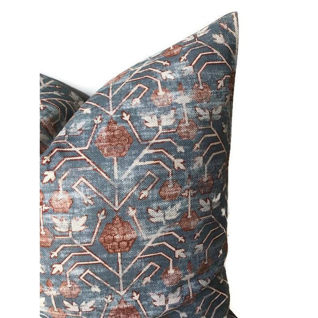Patterned Zak & Fox Khotan Pillow Cover For Sale - Image 4 of 5
