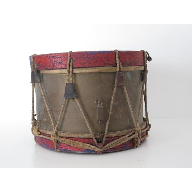 18th-Century Antique Drum - Image 4 of 8