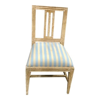Century Furniture Shabby Chic Chair For Sale