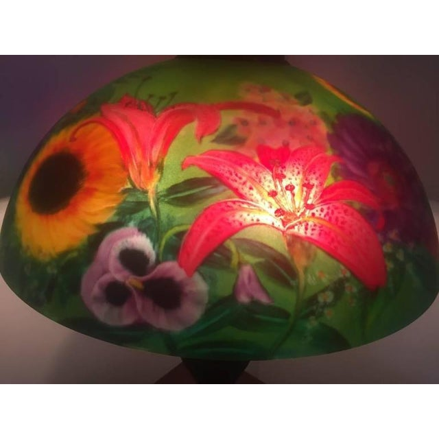 Ulla Darni Signed Table Lamps - A Pair For Sale - Image 5 of 10