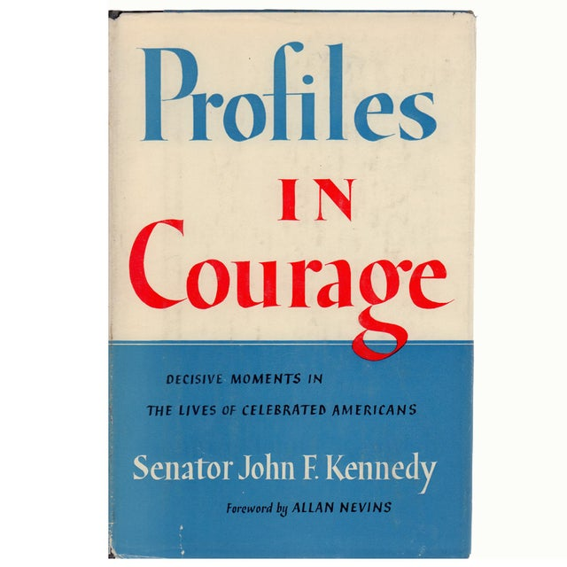 """1956 """"Profiles in Courage"""" Collectible Book For Sale In Atlanta - Image 6 of 6"""