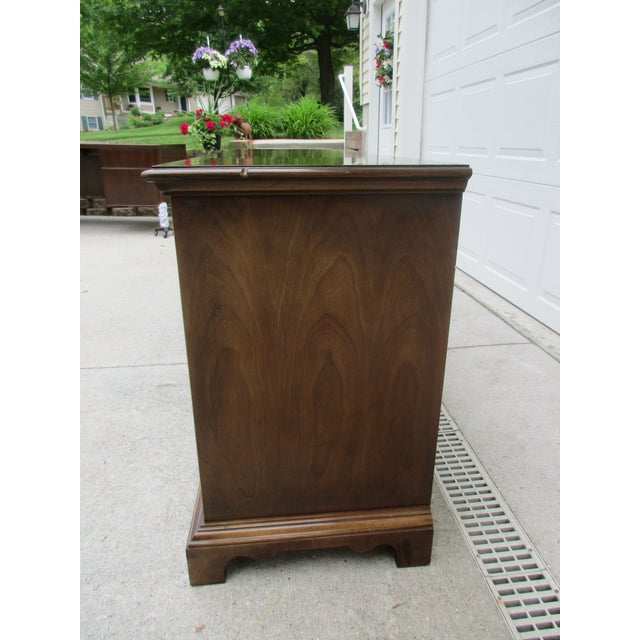 Chippendale Century Furniture Chippendale Style Dresser For Sale - Image 3 of 11