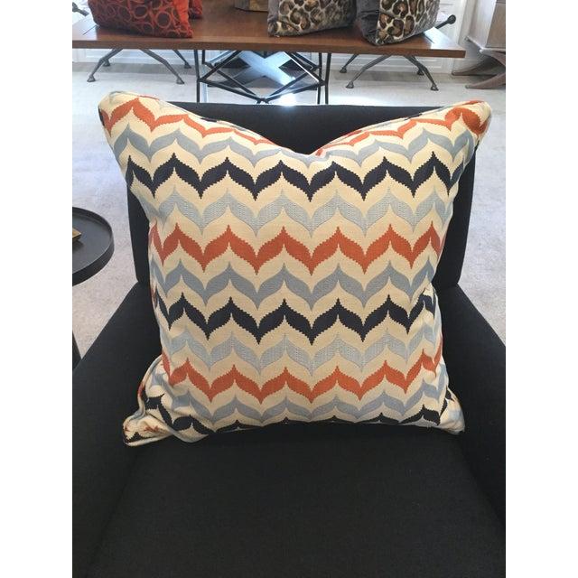 2010s Kravet Andora Castaway Pillows - A Pair For Sale - Image 5 of 7