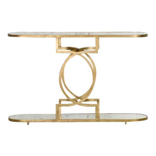 Erdos + Ko Home Miriam Console Table For Sale