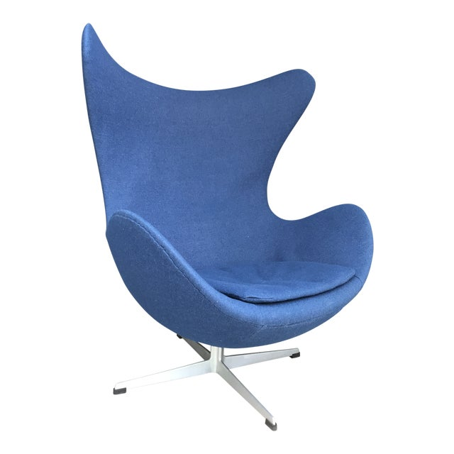 Admirable Arne Jacobsen For Fritz Hansen Vintage Egg Chair Home Interior And Landscaping Synyenasavecom