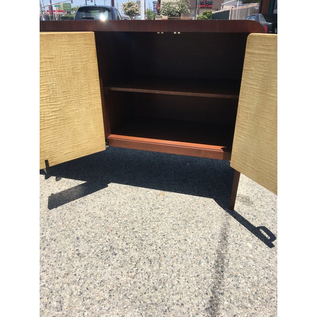 Vintage Mid-Century Modern Italian Credenza - Image 7 of 9