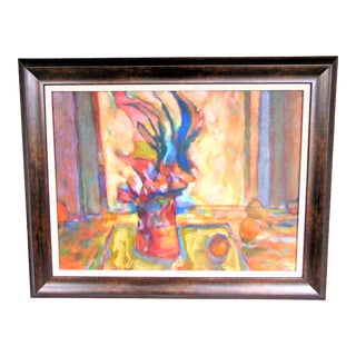 Original Oil Painting by Eugene Wallin For Sale