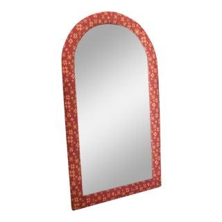 Boho Chic Kilim Style Mirror