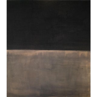 """2003 After Mark Rothko """"Untitled (Black on Gray)"""" Poster For Sale"""