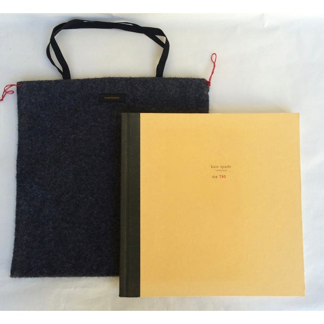 """Kate Spade """"Contents"""" Book - Image 2 of 6"""