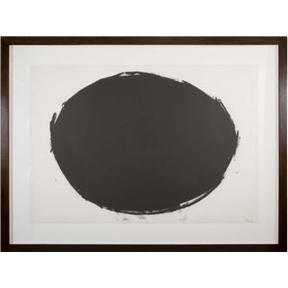 "Richard Serra Lithograph ""Spoleto Circle"" For Sale"